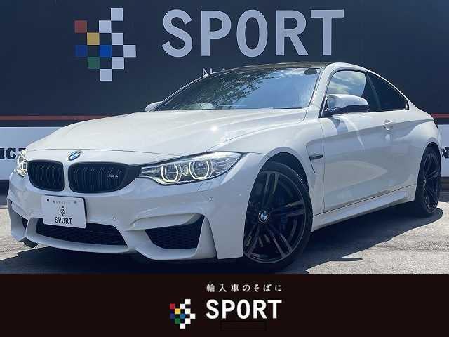 BMW M4クーペ 純正ナビ バックカメラ 黒革ーシート シートヒーター パワーシート クルーズコントロール スマートキー クリアランスソナー 純正アルミホイール ドラレコ