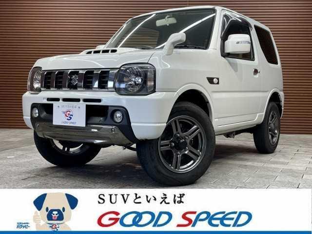 スズキ ランドベンチャー 4WD シートヒーター オーディオ 16インチアルミ レザーシート ウィンカーミラー フォグ ステアリングスイッチ