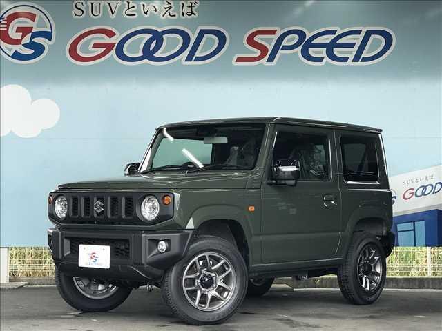 スズキ XC 4WD 登録済み未使用車 LEDヘッド シートヒーター クルーズコントロール レーダーサポート スマートキー オートエアコン 背面タイヤ 純正16インチAW