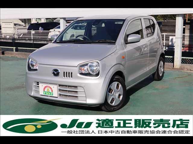 マツダ キャロル GS 衝突軽減ブレーキ/バックカメラ/ETC