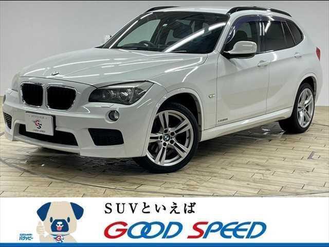 BMW X1 xDrive 20i Mスポーツ 4WD カロッツェリアSDナビ TV バックカメラ HIDヘッドライト ETC アドバンスドキー プッシュスタート 純正18インチAW