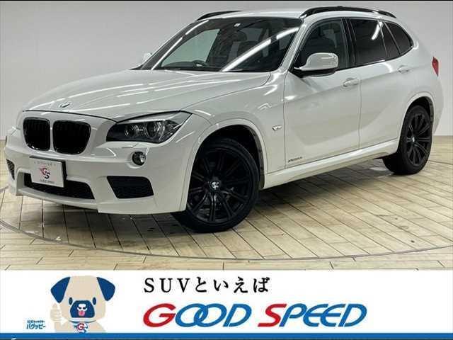 BMW X1 xDrive 20i Mスポーツパッケージ 4WD カロッツェリアHDDナビ フルセグTV バックカメラ HIDヘッドライト コンフォートアクセス プッシュスタート