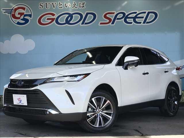 トヨタ G 新車未登録 ディスプレイオーディオ Bluetooth LEDヘッドライト パワーバックドア スマートキー セーフティセンス レーダークルーズコントロール ハーフレザシート フォグランプ