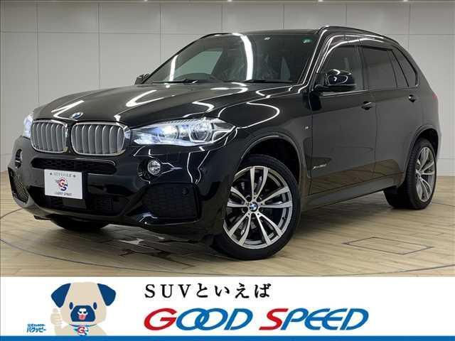 BMW X5 xDrive 35d Mスポーツ サンルーフ アクティブクルーズ インテリジェントセーフティ 黒革シート シートヒーター・メモリー 純正HDDナビTV バックカメラ パワーバックドア LEDヘッドライト 純正20インチAW ETC