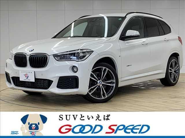 BMW xDrive 18d Mスポーツ インテリジェントセーフティ 純正HDDナビ バックカメラ 黒革シート シートヒーター・メモリー パワーバックドア LEDヘッドライト Mスポーツ専用AW コンフォートアクセス ミラーインETC