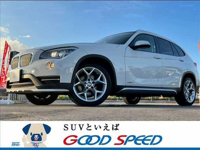 沖縄県豊見城市の中古車ならX1 sDrive20i Standard RHD ハイオク指定 純正ナビ 純正アルミ ETC
