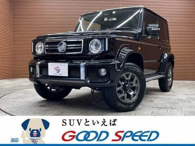 スズキ JC 4WD ダムドリトルGコンプリートキット スズキセーフティサポート スマートキー LEDヘッド サイドステップ クルーズコントロール シートヒーター ウィンカーミラー DAC