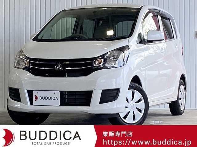 三菱 eKワゴン E ユーザー買取車 社外ナビ 地デジ Bluetooth キーレス シートヒーター ETC 電格ミラー ヘッドライトレベライザー 横滑り防止 バニティミラー ドラレコ