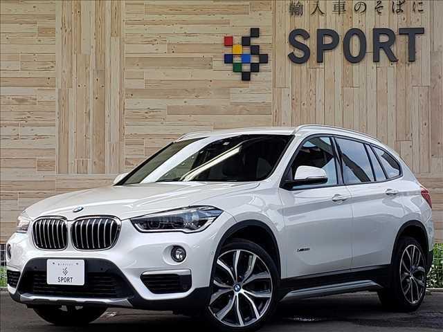 BMW xDrive20i xLine ブラウンレザーシート 純正ナビ インテリジェントセーフティ シートヒーター ビルトインETC LEDヘッドライト コンフォートアクセス  4WD オプション19インチ純正アルミ