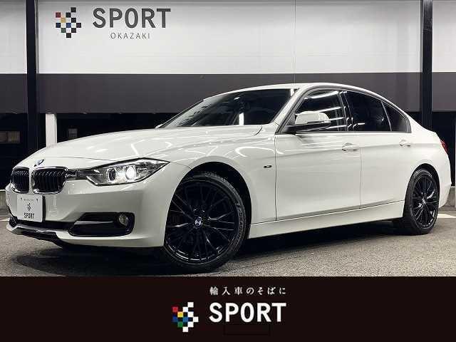 BMW 320d Sport 純正ナビ コンフォートアクセス プッシュスタート キセノンヘッドライト クリアランスソナー Bluetoothオーディオ メモリ付きパワーシート 18インチアルミ バックモニター ミラー一体型ETC