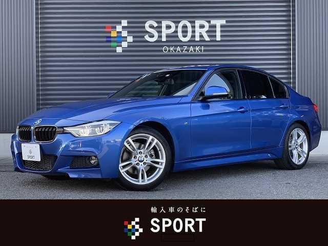 BMW 318i M Sport 純正ナビ クルーズコントロール コンフォートアクセス レーンディパーチャーウォーニング メモリ付きパワーシート 衝突軽減ブレーキ レーンキープアシスト 純正18インチアルミ クリアランスソナー ETC
