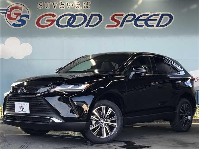 トヨタ G 新車未登録 ディスプレイオーディオ Bluetooth セーフティセンス レーダークルーズコントロール LEDヘッド フォグランプ スマートキー ハーフレザシート パワーバックドア パワーシート