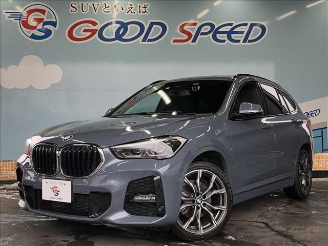 BMW X1 xDrive 18d Mスポーツ 1オーナー 純正ナビ 電動リアゲート パワーシート バックカメラ パークディスタンスコントロール LEDヘッド 純正アルミ コンフォートアクセス ETC ドライブレコーダー レーダー探知機