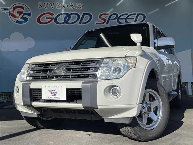 ロング GR SDナビTV バックカメラ ETC 4WD シートヒーター キーレス HIDヘッド フォグランプ オートエアコン