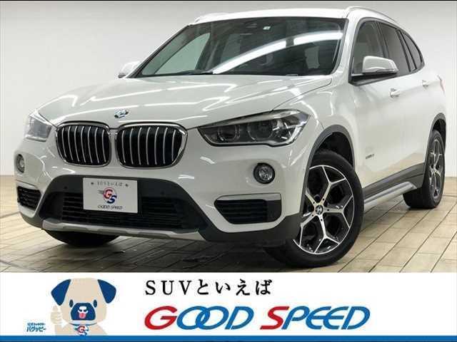 BMW sDrive 18i xLine RHD メーカーナビ バックカメラ ETC コンフォートアクセス パーキングセンサー ステアリングスイッチ HIDヘッドライト トラクションコントロール 電子サイドブレーキ スマートキー