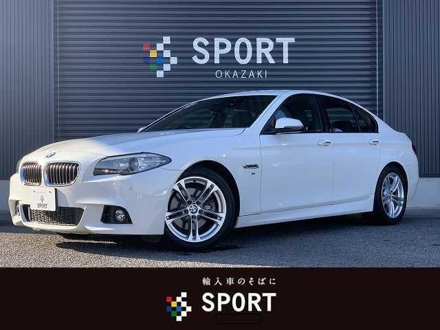 BMW 523i M Sport 純正ナビ バックカメラ クルーズコントロール キセノンヘッド レーンキープアシスト 衝突軽減ブレーキ コンフォートアクセス プッシュスタート メモリ付きパワーシート Bluetoothオーディオ