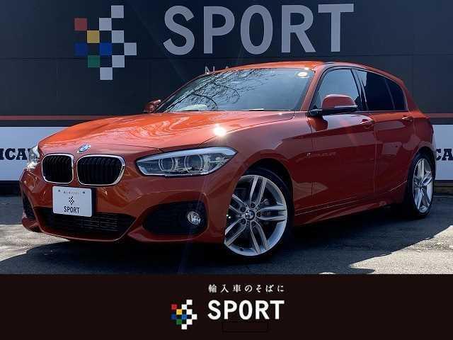 BMW 118i Mスポーツ フルセグTV スマートキー 白革シート パワーシート シートヒーター メーカー純正ナビ バックモニター