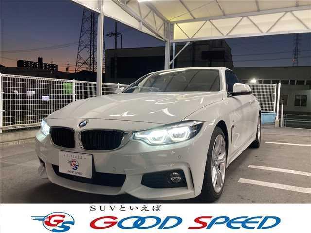 BMW 4シリーズ 420i M Sport RHD 平成30年式 4シリーズ クーペ Mスポーツ