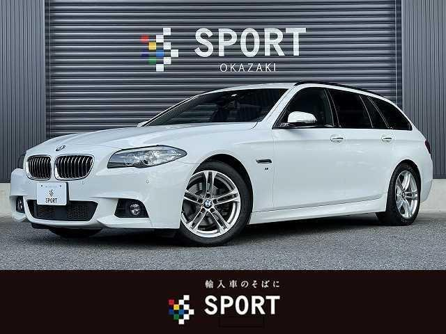 BMW 523d M Sport 純正ナビ バックカメラ アダプティブクルーズコントロール メモリー付きパワーシート インテリジェントセーフティ 電動リアゲート コンフォートアクセス ETC パドルシフト