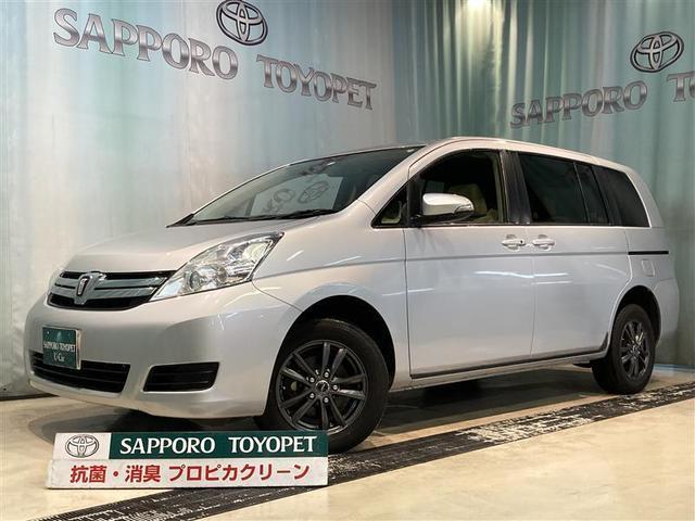 トヨタ L 4WD ETC 電動スライドドア ウオークスルー 乗車定員(7人) 3列シート