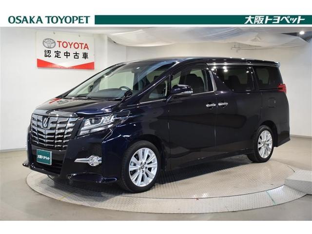 トヨタ 2.5S フルセグ DVD再生 バックカメラ ETC 電動スライドドア LEDヘッドランプ 乗車定員(8人) 3列シート フルエアロ