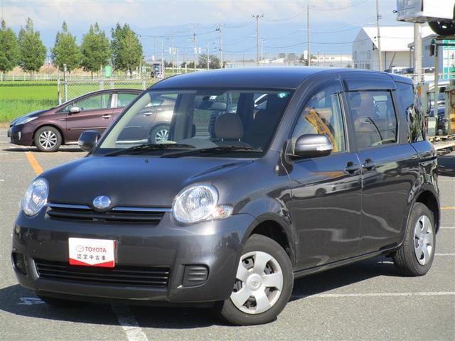 トヨタ X Lパッケージ 電動スライドドア HIDヘッドライト ワンオーナー キーレス 乗車定員(7人) 3列シート ABS エアバッグ AT