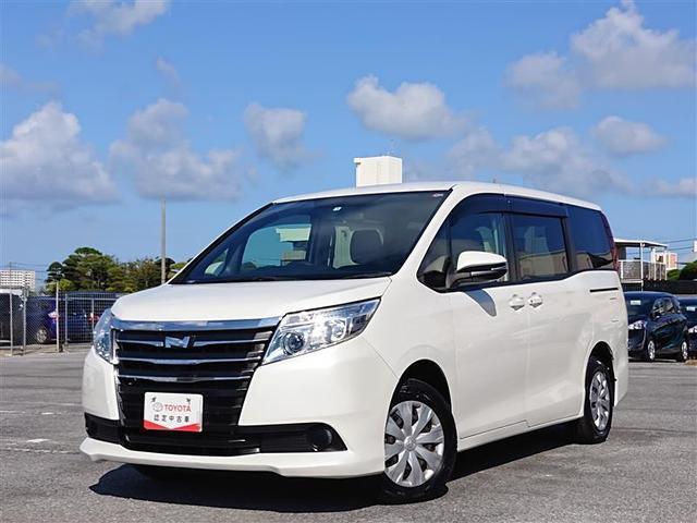 沖縄県の中古車ならノア X ウェルキャブ 福祉車両 ワンセグ メモリーナビ バックカメラ 両側電動スライド 乗車定員(7人) 3列シート