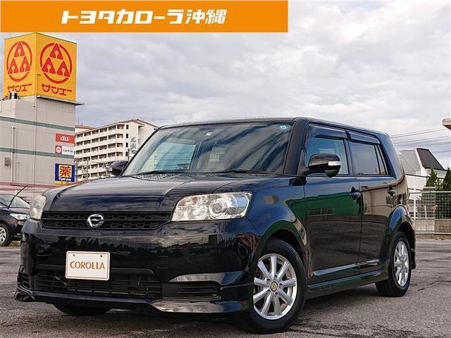 沖縄の中古車 トヨタ カローラルミオン 車両価格 98万円 リ済別 2013(平成25)年 5.5万km クロ