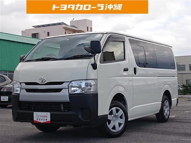 トヨタ ハイエースバン ロングジャストローDX ETC