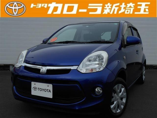トヨタ 1.0X Lパッケージ・キリリ ワンセグ メモリーナビ HIDヘッドライト 記録簿