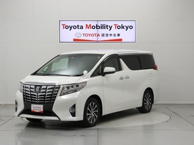 アルファード(トヨタ) 2.5G 中古車画像