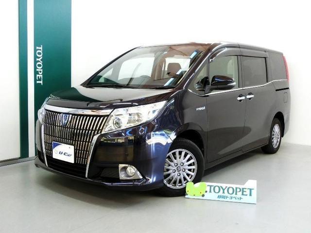 トヨタ ハイブリッドGi 純正ナビ クルーズコントロール シートヒーター 禁煙車