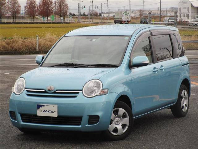 トヨタ X ワンオーナー キーレス 乗車定員7人 3列シート ABS エアバッグ オートマ