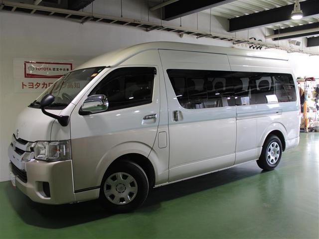 「トヨタ」「ハイエース」「ミニバン・ワンボックス」「高知県」の中古車