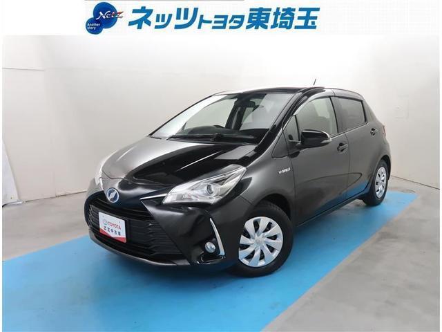 トヨタ ハイブリッドF シートヒーター Bluetooth ETC オートエアコン スマートキー SDナビ