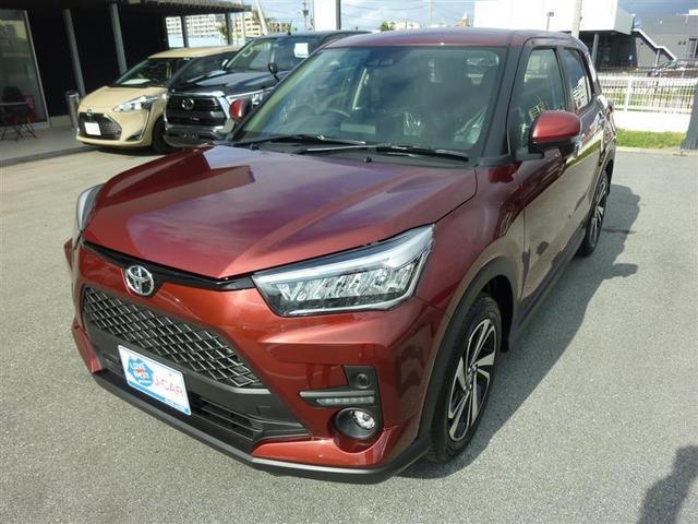 沖縄の中古車 トヨタ ライズ 車両価格 220万円 リ済別 2020(令和2)年 8km アカ