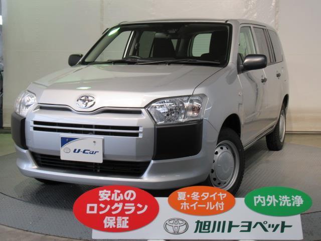 トヨタ サクシード UL 4WD 衝突被害軽減システム ワンオーナー 記録簿