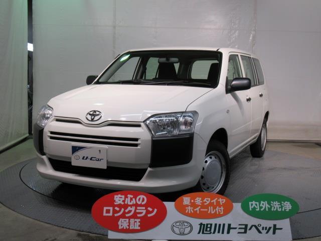 トヨタ サクシード UL 4WD ワンオーナー 記録簿