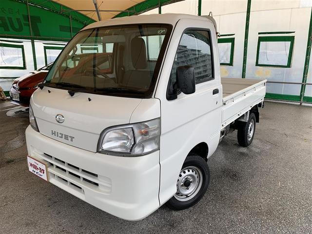 沖縄の中古車 ダイハツ ハイゼットトラック 車両価格 49.5万円 リ済別 2014(平成26)年 5.8万km シロ