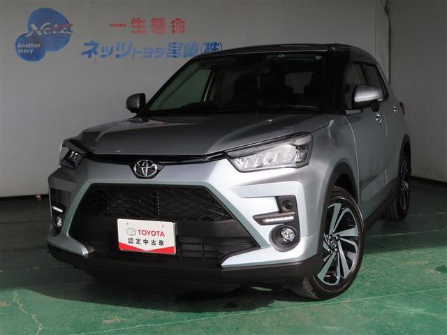 「トヨタ」「ライズ」「SUV・クロカン」「宮崎県」の中古車