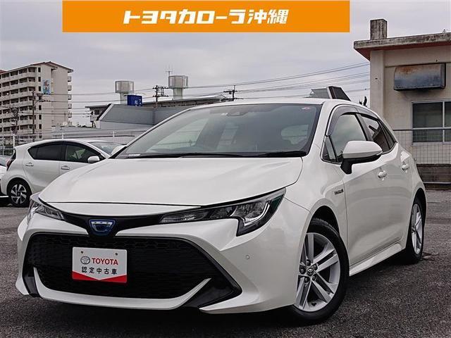 カローラスポーツ:沖縄県中古車の新着情報