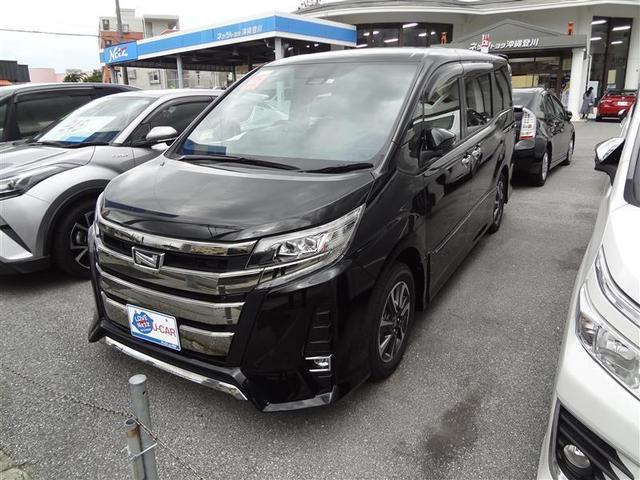 沖縄の中古車 トヨタ ノア 車両価格 286万円 リ済別 2020(令和2)年 0.3万km クロ