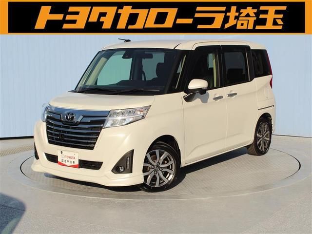 トヨタ カスタムG-T ワンオーナー スマートアシスト2 SDナビ ワンセグTV バックモニター シートヒーター 両側電動スライドドア