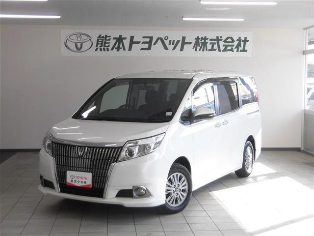 トヨタ エスクァイア Xi ワンセグ メモリーナビ バックカメラ ETC ドラレコ 電動スライドドア LEDヘッドランプ 乗車定員8人 3列シート アイドリングストップ