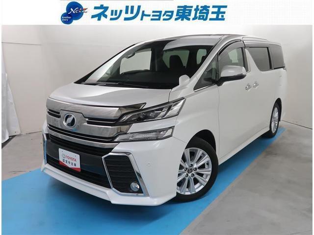 トヨタ 2.5Z 社外SDナビ バックモニター ETC フルセグTV LEDヘッドライト