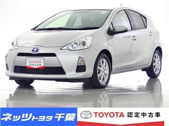 トヨタ S CD・AM・FMステレオ/ETC/ワンオーナー