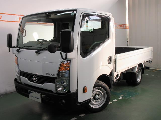 日産 アトラス トラック ETC
