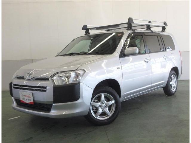 トヨタ サクシード UL-X 4WD ワンセグ メモリーナビ ミュージックプレイヤー接続可 衝突被害軽減システム ETC ドラレコ