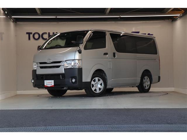 トヨタ ロングDX バックモニター付メモリーナビ ETC キーレスエントリー パワーウインドウ