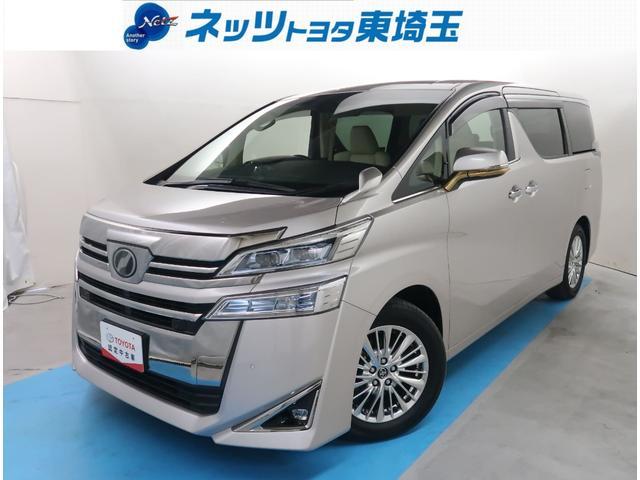 トヨタ 2.5V サポカー SDナビ フルセグTV バックカメラ 後席TVモニター
